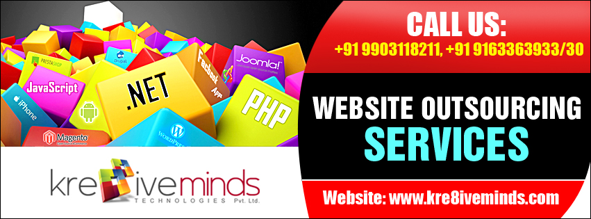 Website Outsourcing company