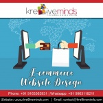 E-commerce website design service